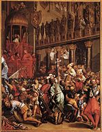 Jean_LeClerc_(painter)_-_Doge_Enrico_Dandolo_Recruiting_for_the_Crusade_-_WGA12619