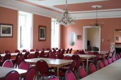 Schloss Wetzlas Speisesaal
