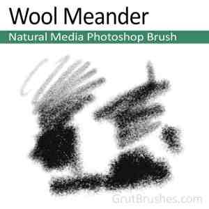 Wool-Meander-Natural-Media-Photoshop-Brush