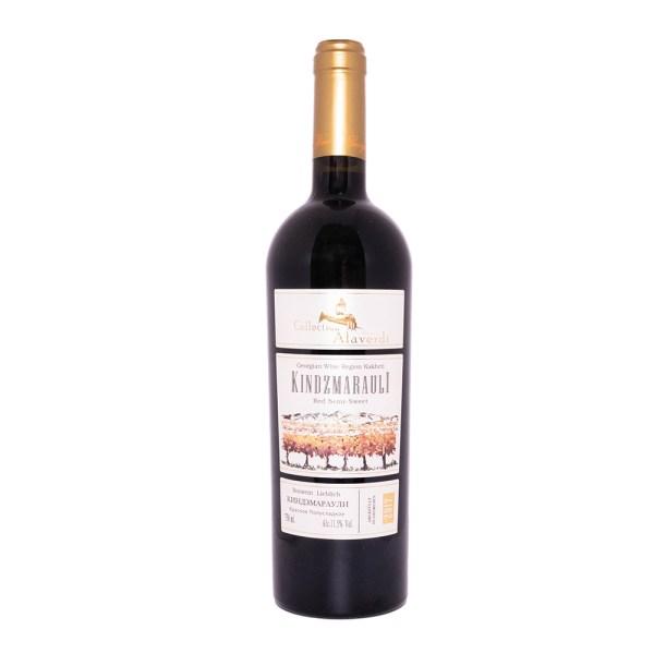 Kindzmarauli Red Georgian Wine I Gruusia Pood