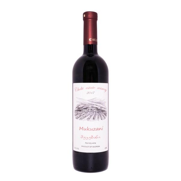 Mukuzani Red Wine I Gruusia Pood