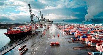 морские порты