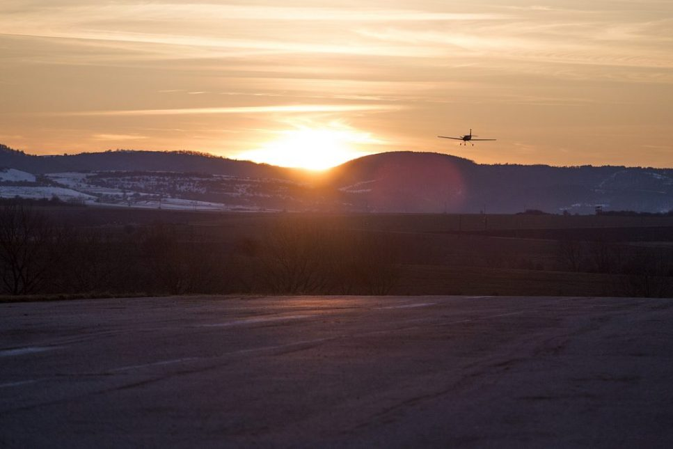 Беспилотный грузовой самолет DRONAMICS