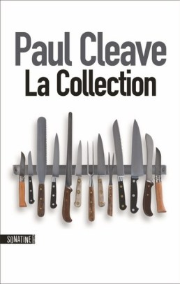 Paul Cleave - La collection