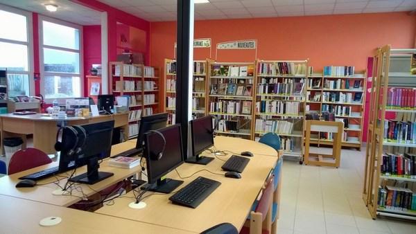 Bibliothèque Fleury-sur-Orne