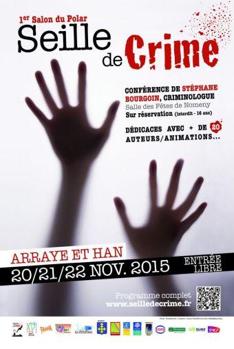 Seille de crime 2015 affiche