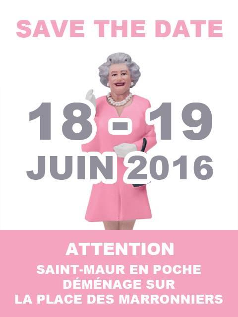 Saint-Maur en poche 2016