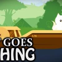 Pobierz Cat Goes Fishing | Sprawdzona wersja gry na PC
