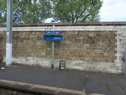 1. Javel stasjon