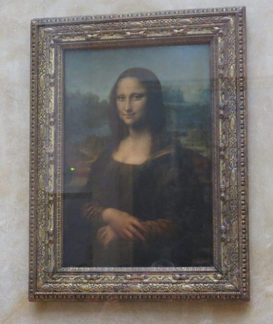 157. Mona Lisa