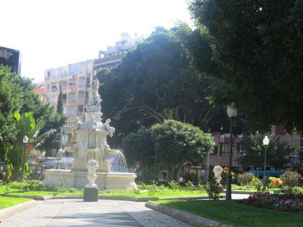 12. Plaza Weyler - skulptur fra 1897