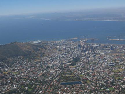 45. Utsikt Cape Town