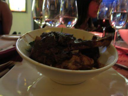 94. Hovedrett - Slow roasted lamb shank