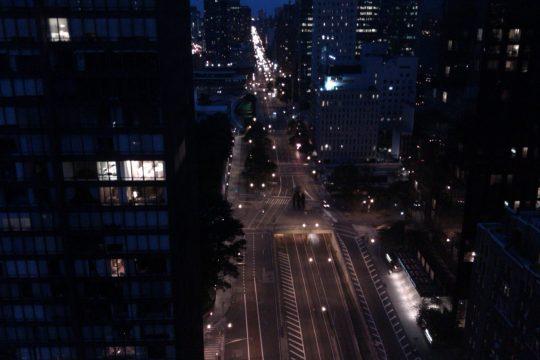 Utsikt fra Beekman Tower 1