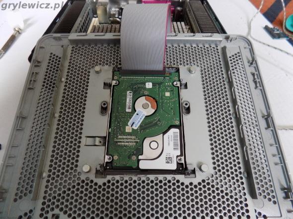 Dysk w obudowie HP T5720