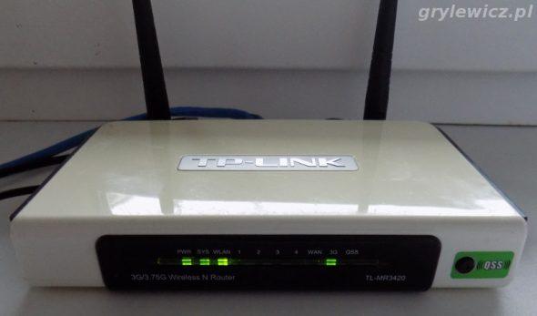 Router MR3420 V1