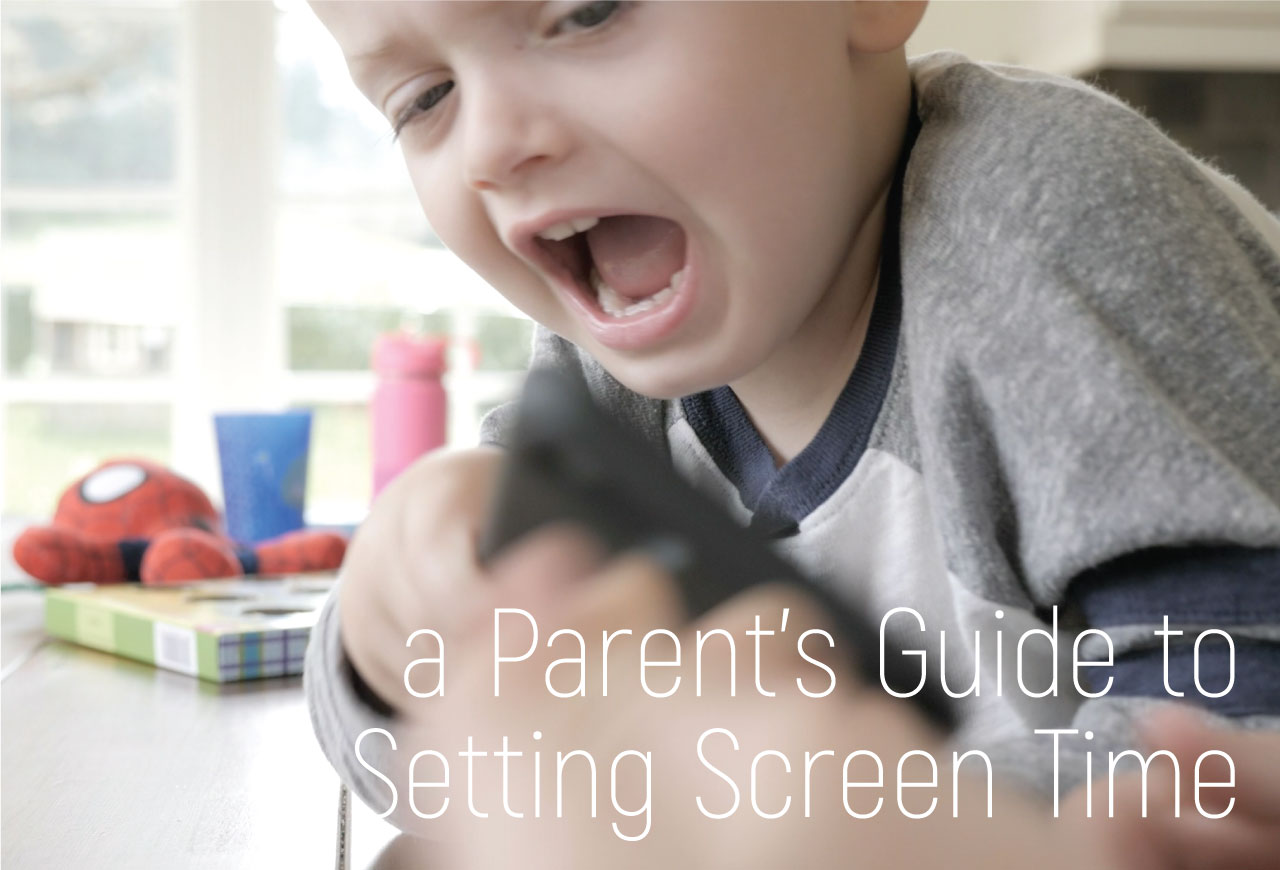 Parent's Guide to Setting Screen Time | Gryphon