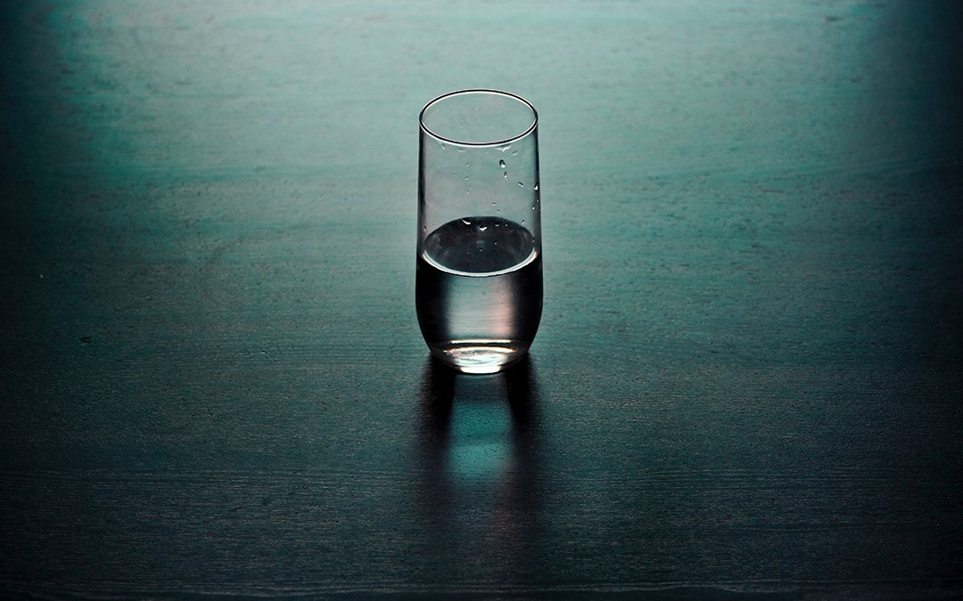 a glass of water revisited