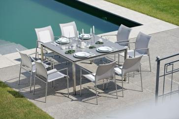 SKAGEN krzesła i stół STERN 430691