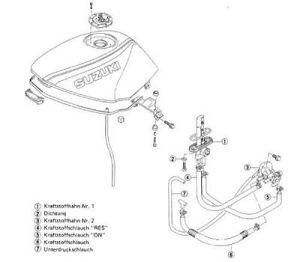 Diagram 500f Routing Line Fuel Suzuki Sg Suzuki Auto Parts Catalog And Diagram