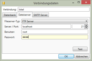 Config-Datei-FTP