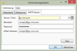 Config-SMTP