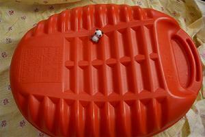 充電式湯たんぽ
