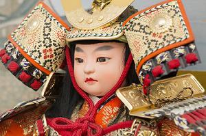 五月人形武者人形
