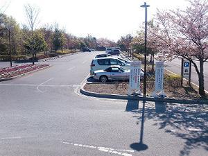 太田芝桜北駐車場