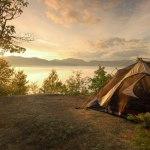 Выбираем палатку. Определяемся с типом палатки