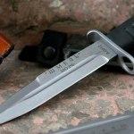Кровосток на ноже