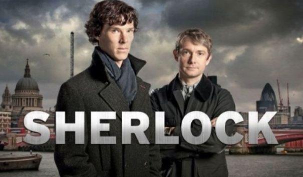 """Новый """"Шерлок"""" выйдет на экраны 1 января"""