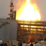 Взрыв на заводе. Нижнекамск, Таиф-НК