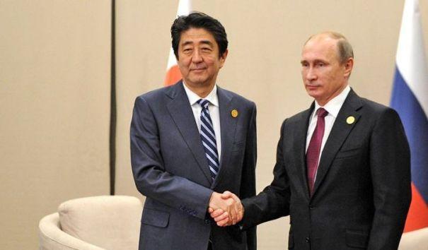 Песков объяснил опоздание Путина на встречу с премьер-министром Японии