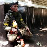 Крмыские татары схлестнулись с ВСУ