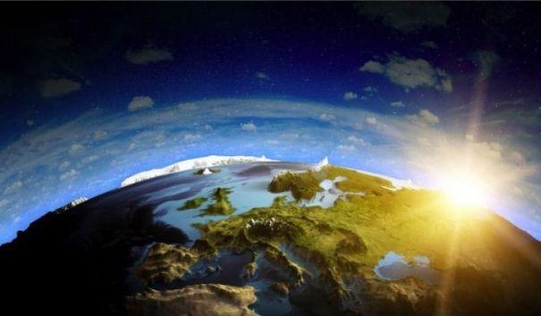 Россияне уверены, что Солнце вращается вокруг Земли