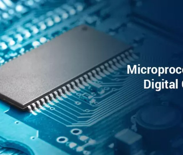 Microprocessor 1 Study Notes For Ee Ec