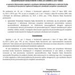 Niepohamowany apetyt Krajowej Rady Kuratorów nainformacje okuratorach