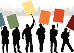 Protest idialog – związki zawodowe różnie walczą owzrost wynagrodzeń