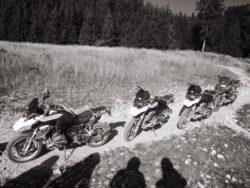 Motorradtouren im Südwesten Onroad Offroad und Schotterpisten