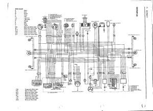 1989 Kawasaki 650sx Wiring Diagram   Wiring Diagram Database