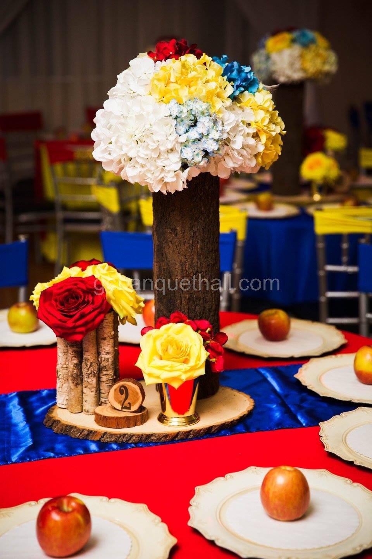 Snow White Party Decoration Fiesta De Blancanieves