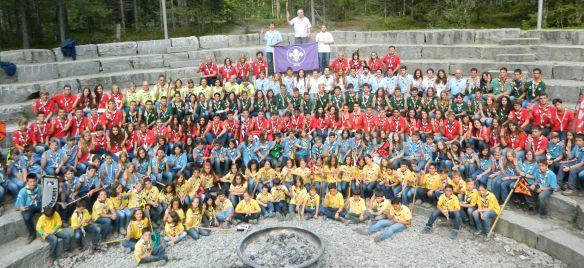 Grupo Scout Calasanz - KISC 2013