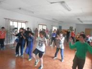 Bailando todos y todas
