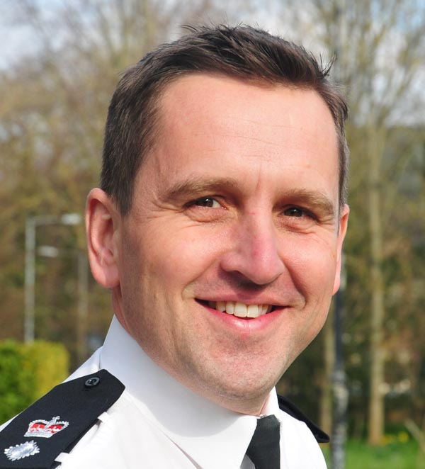 Chief Superintendent Nev Kemp: LGBT Champion for Sussex Police