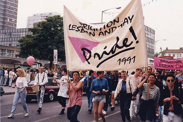 Brighton Pride 1991