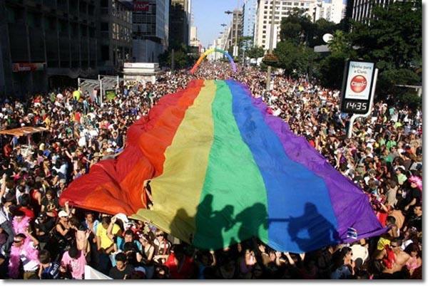 Sao Paulo Pride in 2014