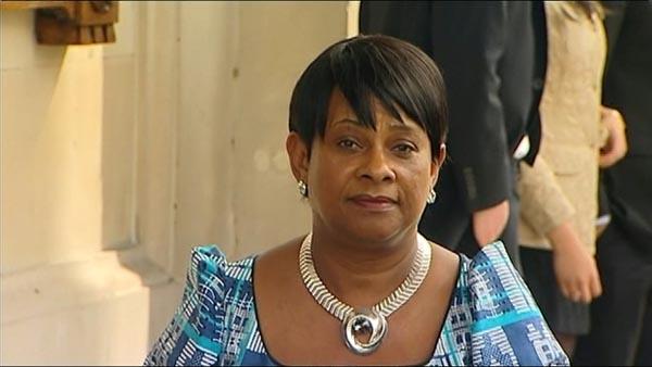 Baroness Doreen Lawrence