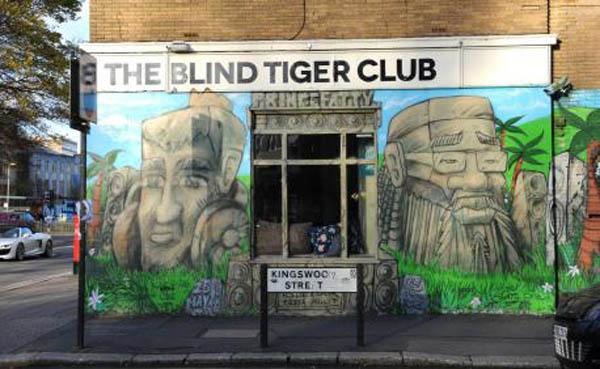 Blind Tiger Club
