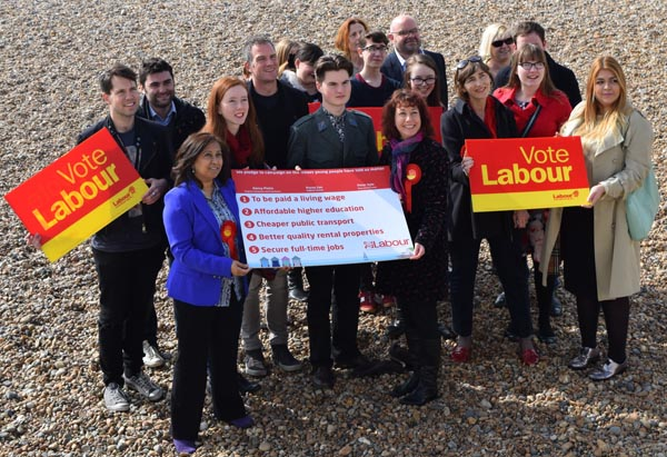 Labour launch 'youth pledge' | Gscene Gay Magazine - What's